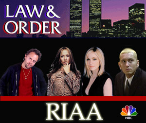 Law and Order: RIAA