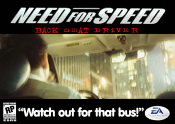 Need for Speed: Backseat Driver