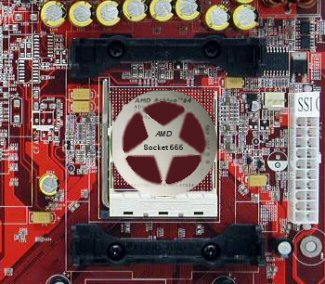 Socket 666 Motherboard