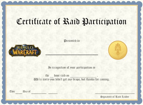 BBspot - Geek Certificates